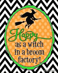 happy witch